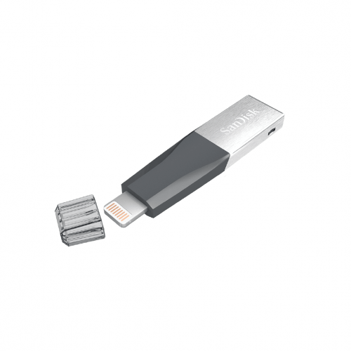 SanDisk iXpand Mini USB 3.0 Flash Drive for iPhone