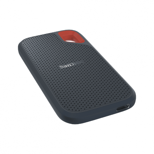 SanDisk Extreme Portable SSD E60 USB 3.1 Type-C Type-A