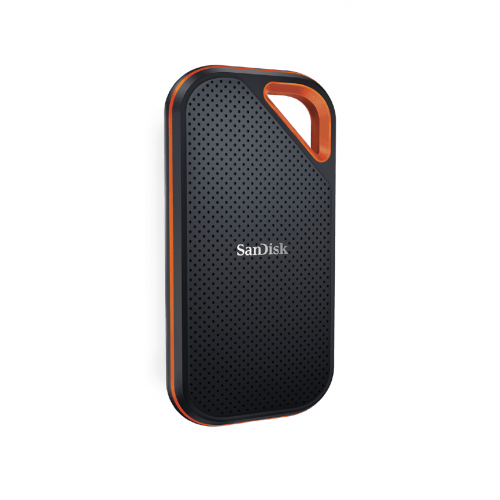 SanDisk Extreme Pro Portable SSD E80 USB 3.1 for Type-C Type-A